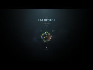 Besiege (Осада 2015) Летающий ящик с бомбами и мощная катапульта