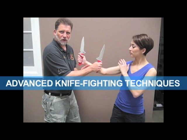 Bram Frank: Advanced Knife-Fighting Techniques