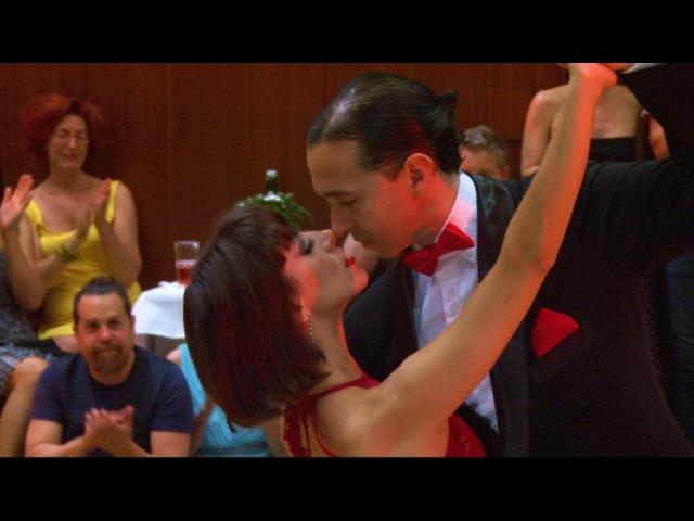 Tangobar Wien | Gisela Natoli Gustavo Rosas 2015