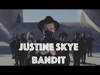 Justine Skye - bandit | Hamilton Evans Choreography