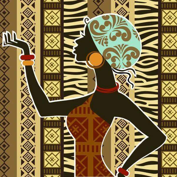 сердца картинки африканки в векторе борисович подробно
