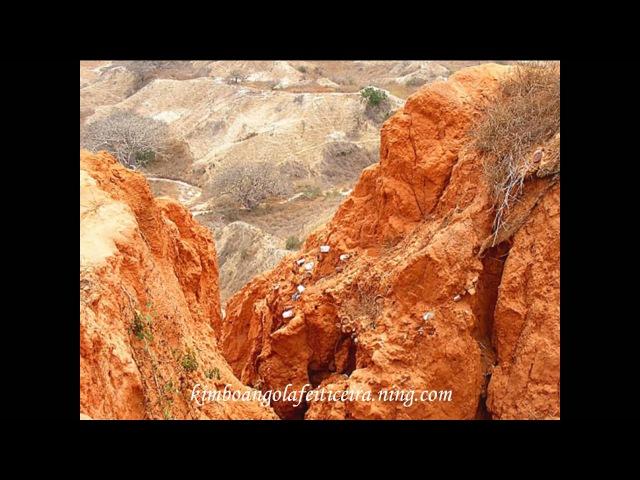 Miradouro da Lua The Viewpoint of the Moon Angola
