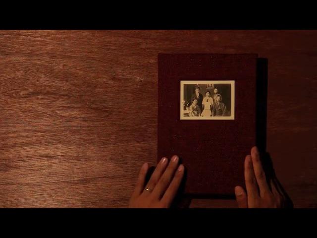 Hand made photobook silent histories by Kazuma Obara