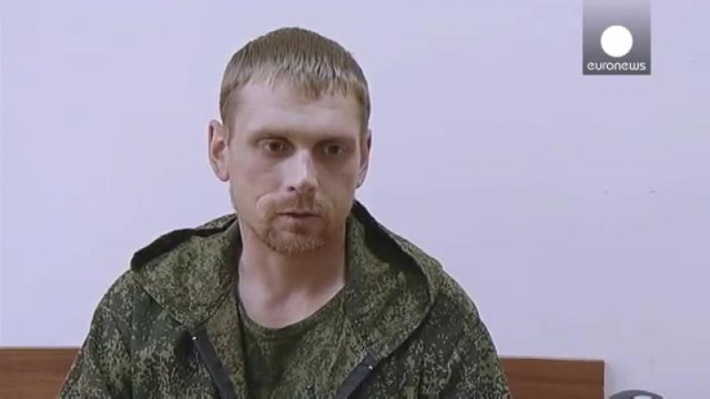 Євроньюз поспілкувався зі схопленим на сході України російським офіцером