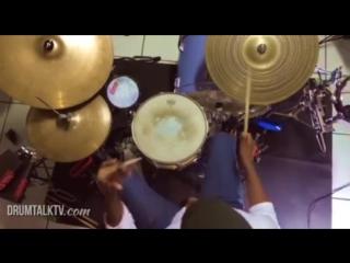 Drum talk tv - serious grooving!