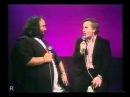 Demis Roussos Charles Aznavour Que C'est Triste Venise Live