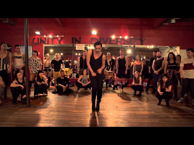 Beyoncé - 7/11 - Yanis Marshall Heels Choreography @DanceMillennium (Alt Version)