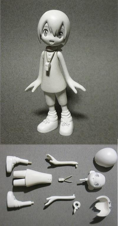 Как сделать аниме куклу своими руками фото 408
