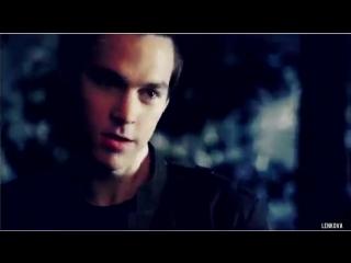 Kai parker × psycho love кай паркер,chris wood,крис вуд дневники вампира,социопат,vampire diaries.
