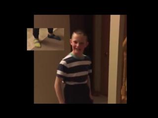 SAUSAGE VINE WHITE KID (laugh Reaction) Part 2