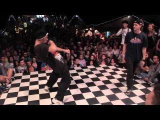 Hip hop pro 1/2 Ashpi vs Штанько  || StaminaBattle 2014