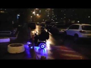 После мелкого ремонта. Часть 2. Скутеры для инвалидов. Mobility scooter.