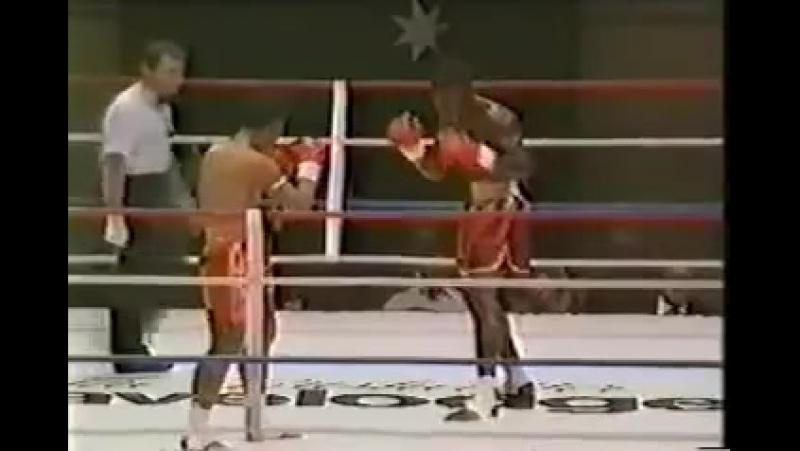 Pete Sugarfoot Cunningham vs Sakad Petchyundee II