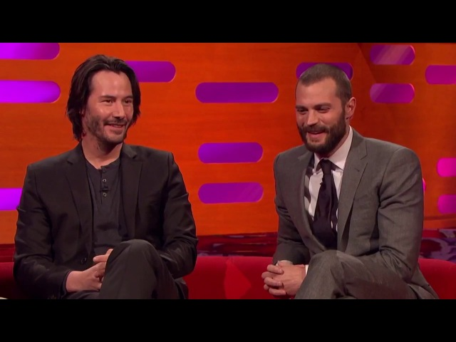 The Graham Norton Show S20E18 Whoopi Goldberg Denzel Washington Keanu Reeves Jamie Dornan