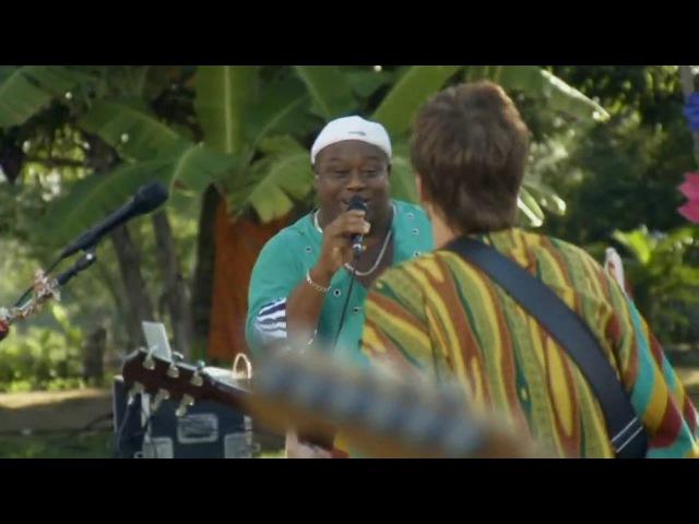 Banda Eva - Tudo Certo na Bahia part. Ninha (DVD Lugar da Alegria)