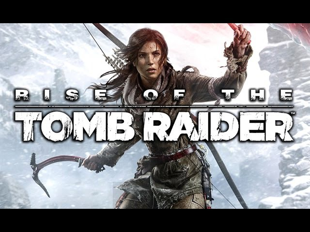 Фильм Rise of the Tomb Raider полный игрофильм весь сюжет 60fps 1080p