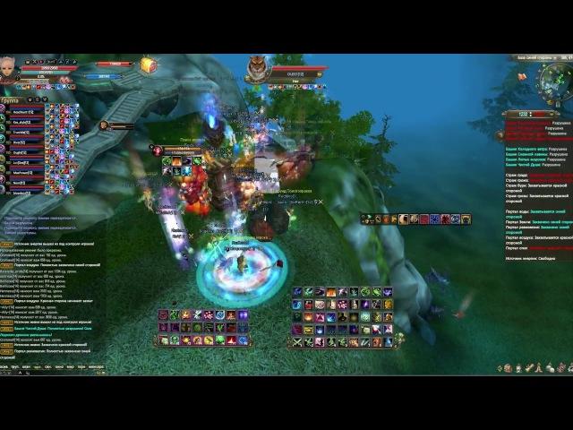[МБГ] Кассиопея(RedblooD) vs Лиридан(Terras) 07.05.16