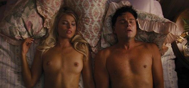 Robbie naked