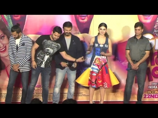 Great Grand Masti OFFICIAL Trailer Launch _ Event uncut
