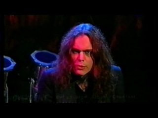 HIM - Live  VIVA Overdrive Show, Cologne, Germany, 07/12/1998