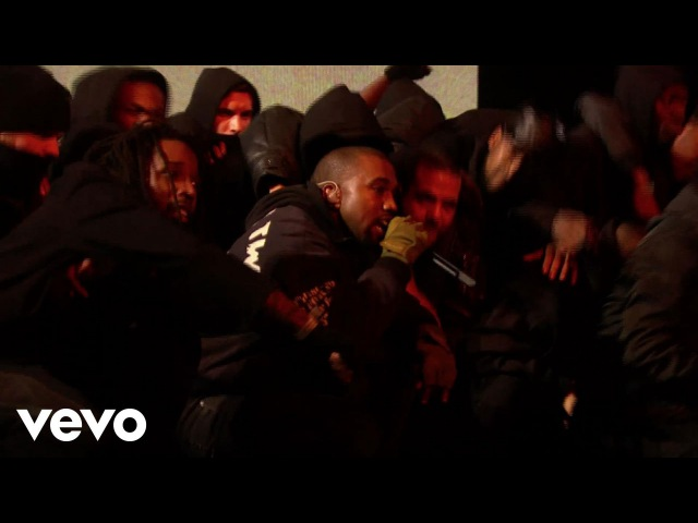 All Day (Live At The 2015 BRIT Awards) (Explicit)