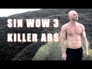 Johnny Sins, SINS WOW 3 KILLER ABS, Real Time Workout out of the week with Johnny Sins. SinFit johnny sins, sins wow 3 killer a