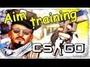 CS GO aim training (учимся стрелять)