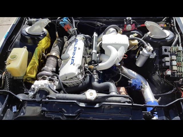 E21 turbo m10 megasquirt walkaround