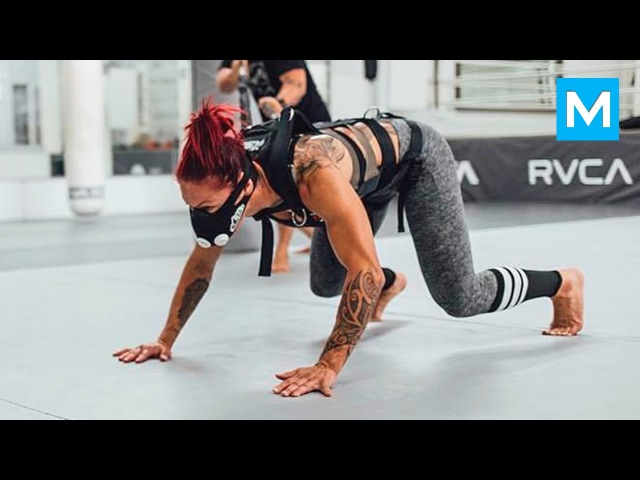 Cris Cyborg MMA Training Highlights Muscle Madness