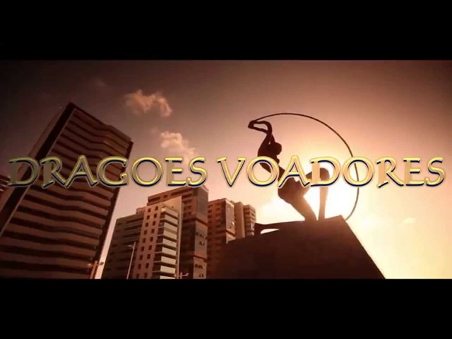 Dragoes Voadores Gasparzinho 2015 A Evolucao nao Para SHOW