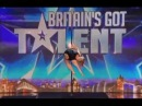 BRITAIN'S GOT TALENT 2014 AUDITIONS - EMMA HASLAM (POLE DANCER)