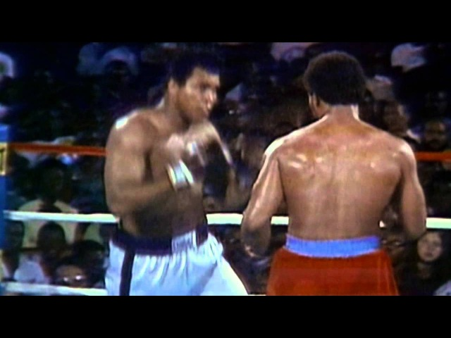 Muhammad Ali vs George Foreman (1974) - Tomorrow Sauf keita