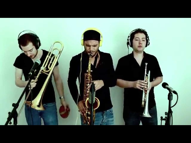 Sax Trumpet and Trombone House Kings of Mars ATFC it´s Over