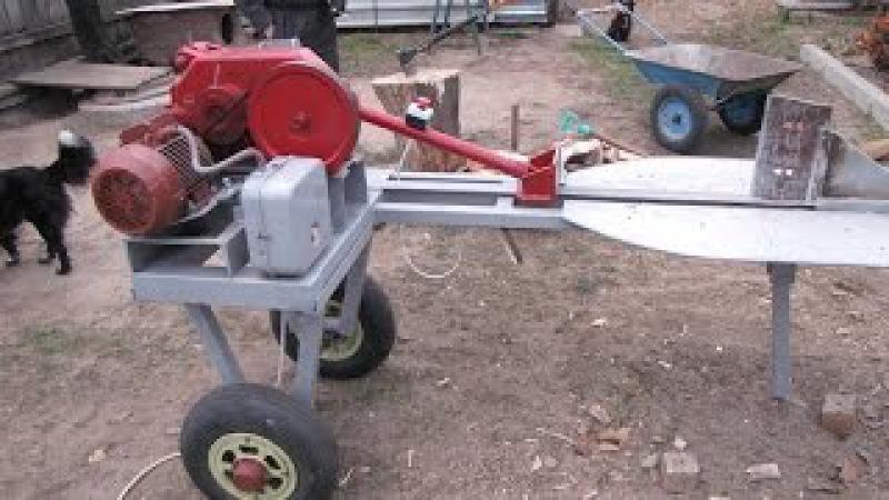 Механічний дровокол