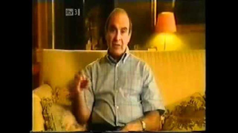 David Suchet shows us how he does Poirot's voice