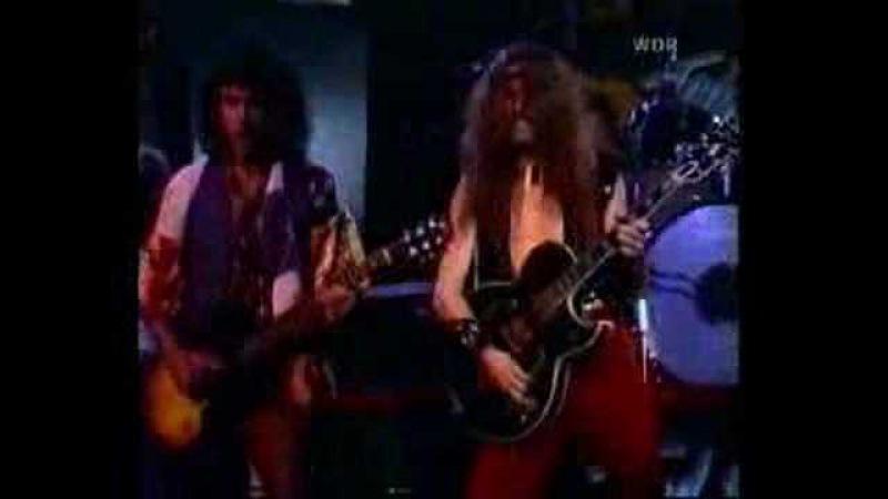 Stranglehold - Ted Nugent (live 1976)