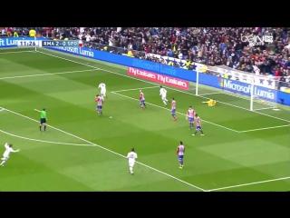 Karim benzema amazing goal vs sporting gijon 5-1  17012016