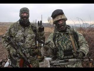 Ольхон Командир Ополчения Армии ДНР показал свой лесной лагерь Последние Новости