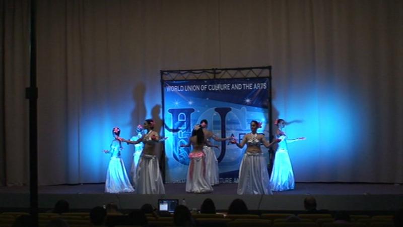 Студия Восточных танцев Shamira г.Вишневый