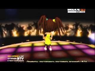 BABY  TIME  CLARA  CHOCOLAT  la danse de clara 2010