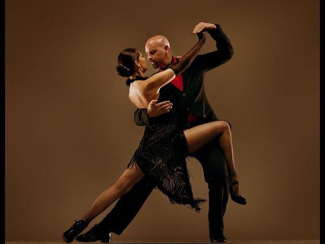 Танго Танец Страсти