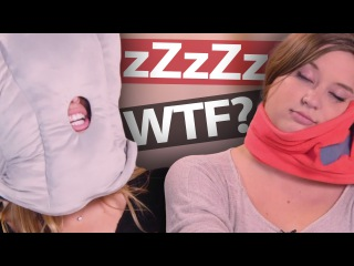 4 Weirdest & Best Airplane Travel Pillows