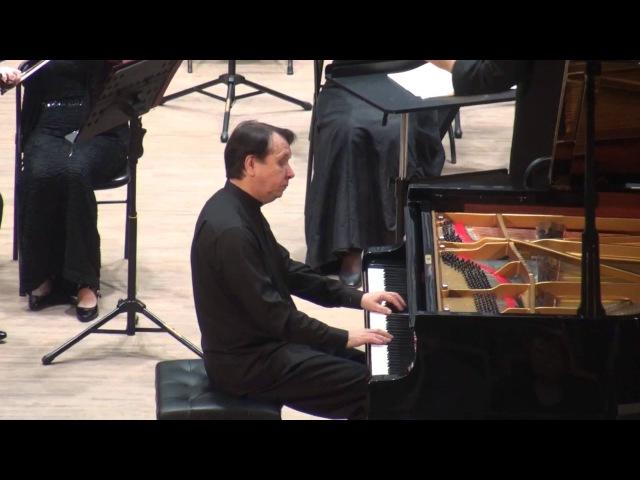 M i k h a i l P L E T N E V - Mozart Piano Concerto No 24 C minor K 491