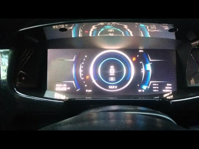 Venator III на Isuzu Vehicross 2
