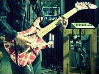 "How i do the Eddie Van Halen ""Horse"" harmonic sound on guitar. #vanhalen #evh #johnnybeane"