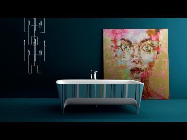 Teuco Accademia Pop a masterpiece in the bathroom