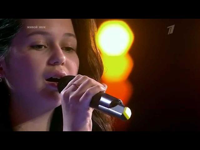 Алина Аракелова Moon River Поединки Голос Дети Сезон 2