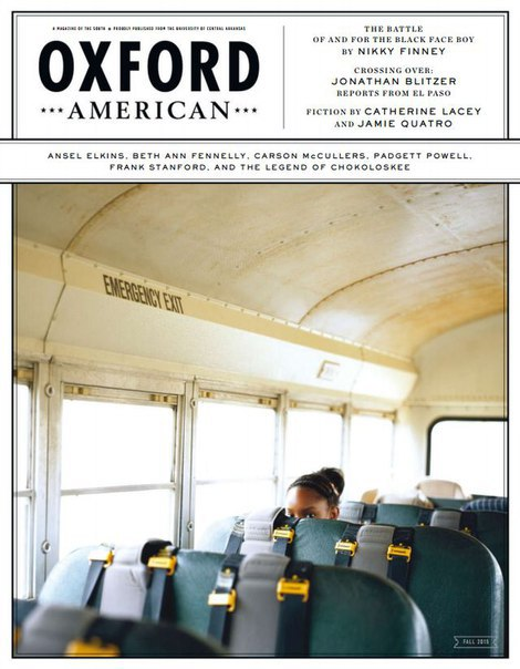 The Oxford American - Fall 2015 USA