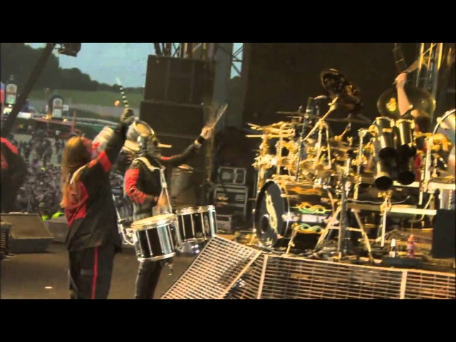(sic)nesses - The Blister Exists - HD - Slipknot - Live at Download 2009 - 8