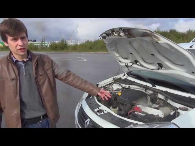 Обзор Renault Sandero Особенности автомобиля